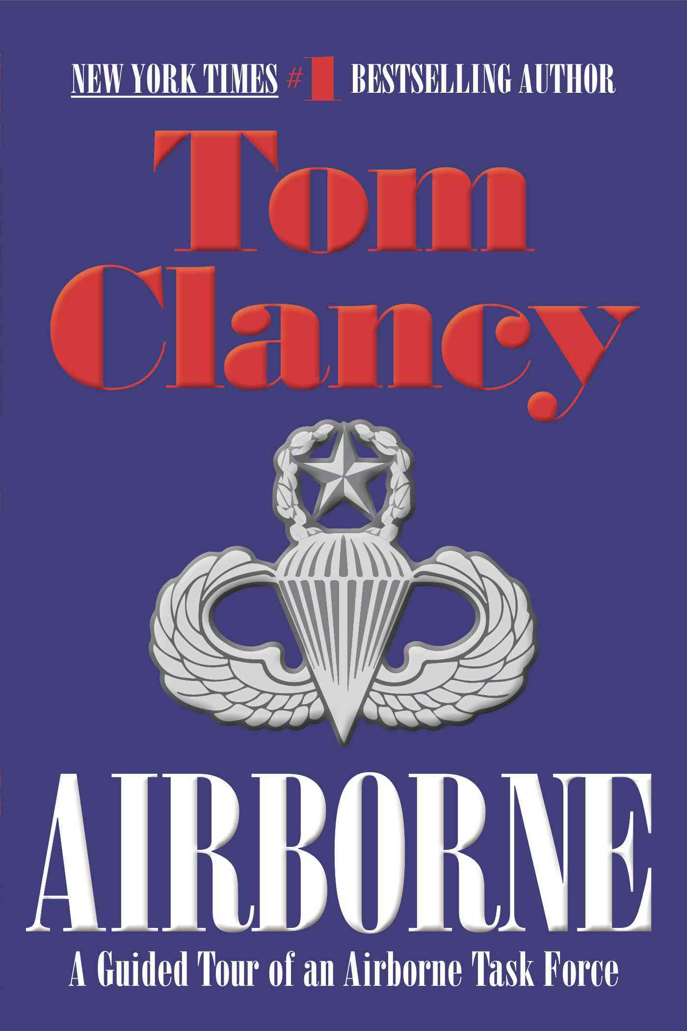 Airborne By Clancy, Tom